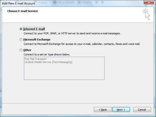 How to Set Up Outlook 2010